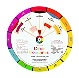 Grumbacher Computer Color Wheel, 8' dia.