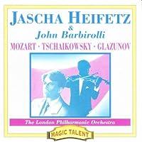 Mozart/Tchaikovsky/Glazunov