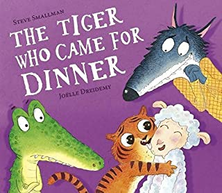 The Tiger Who Came for Dinner