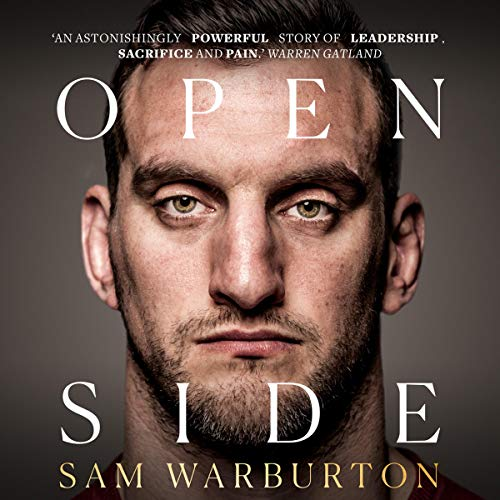 Open Side audiobook cover art