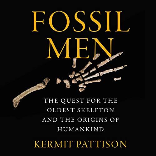 Page de couverture de Fossil Men