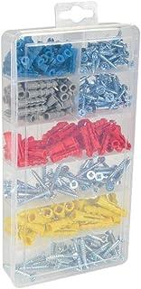 MercuryTrade | Screw & wallplug set | 285pcs