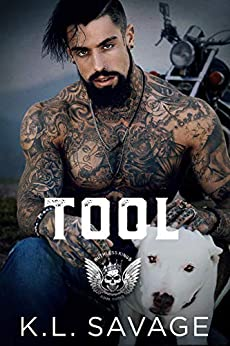 Tool (Ruthless Kings MC Book 3) by [K.L. Savage, Wander Aguiar]