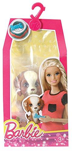 Barbie CFB56 Ensemble d'accessoires pour Animaux domestiques