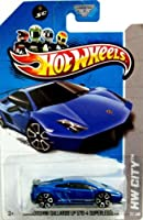 Lamorghini Gallardo LP 570-4 Superleggera '13 Hot Wheels 29/250 (Blue) Vehicle by Hot Wheels