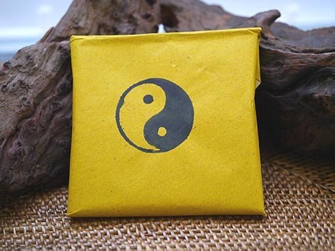慈善スピーカーテナントVietnam Incense ベトナムのお香【インヤン印 パウダー香 イエローパッケージ】