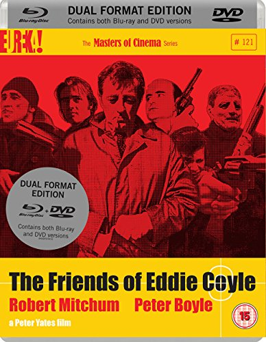 The Friends of Eddie Coyle (1973) (Masters of Cinema) Dual Format (Blu-ray & DVD) [UK Import]