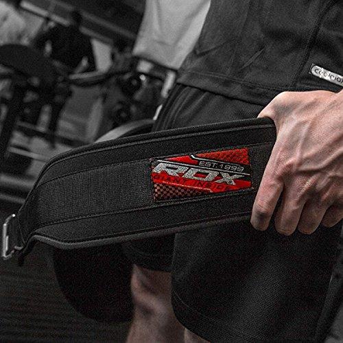 Authentische RDX Gewichtheben Rückengurt Body Building Gym Fitness - 4