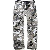 Brandit M65 Trouser Pantalón de Vestir, Urban, XXL para Hombre