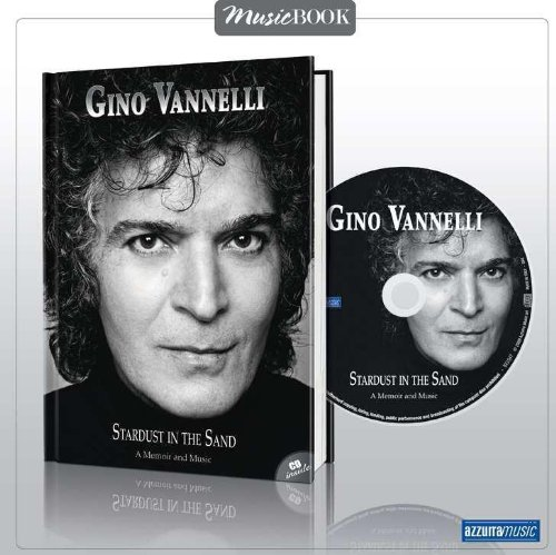 STARDUST IN THE SAND (LIBRO+CD