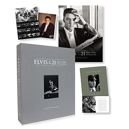 ELVIS AT 21 [LIMITED EDITION]: New York to Memphis