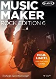 MAGIX Music Maker Rock Edition 6