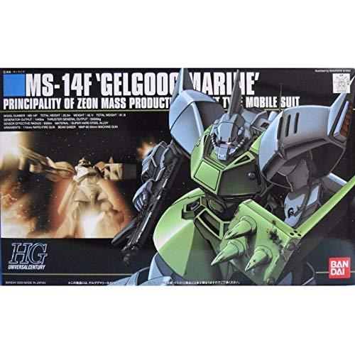 HGUC 1/144 ゲルググマリーネ MS-14F (機動戦士ガンダム0083 STARDUST MEMORY)