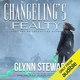 Changeling's Fealty audiobook cover art