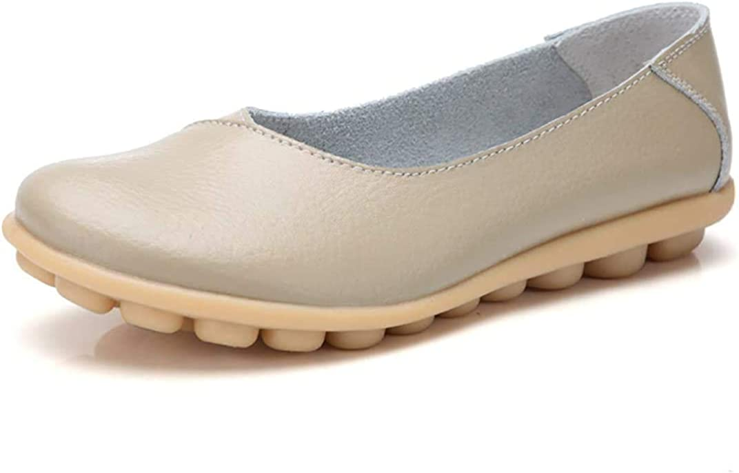 Opening large release sale XBAO low-pricing Low Heels Loafers for Womens Comf Casual Moccasin