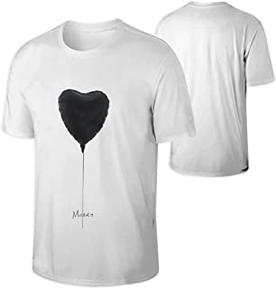 The Amity Affliction Misery Cotton Men T Shirt Man's Clothes White