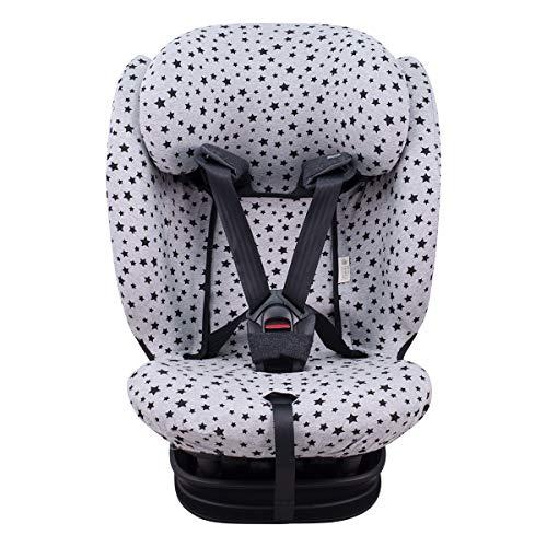 JANABEBE Funda para Bebe Confort Titan Pro Black Star