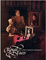 Royal Faces: 900 Years Of British Monarchy 0500012873 Book Cover