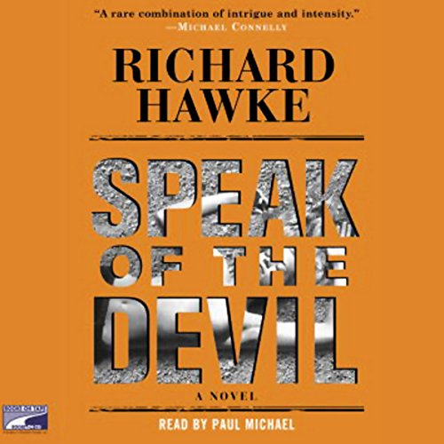 Couverture de Speak of the Devil