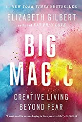 Big Magic by Elizabeth Gilbert recommended book for ted talks for women in their 20 s