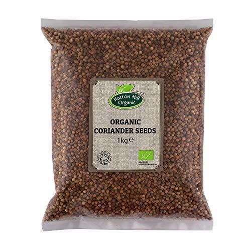Semillas de cilantro orgánico 1kg de Hatton Hill Organic