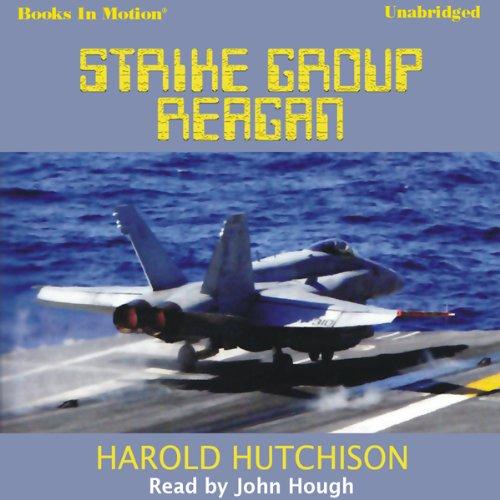 Strike Group Reagan audiobook cover art