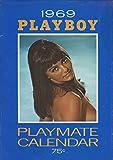 Playboy Playmate Wall Calendar 1969