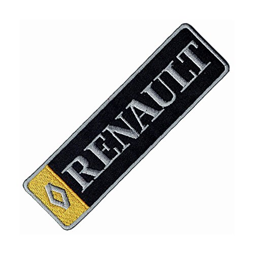 RoxxTox Aufnäher/Iron on Patch Renault Automobile