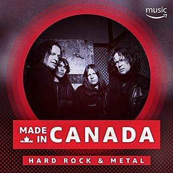 Made in Canada: Hard Rock & Metal