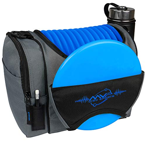 MVP Disc Sports Bags Beaker Competition Disc Golf Bag - Royal
