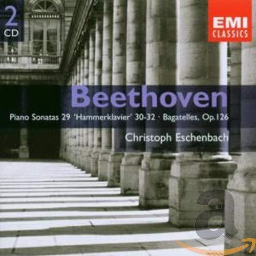 Piano Sonata 29-32