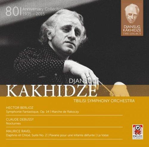 Berlioz: Djansug Kakhidze The Legacy Vol. 4 by Djansug Kakhidze
