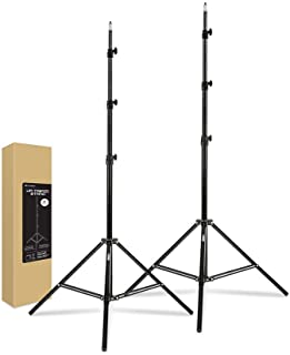Hyperkin VR Tripod Stand for HTC Vive Base Stations 1.0 and 2.0/ Oculus Rift Constellation (2-Pack)