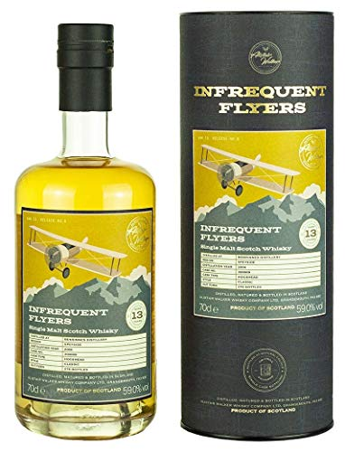 Benrinnes - Infrequent Flyers - Single Cask Batch #1-2006 13 year old Whisky
