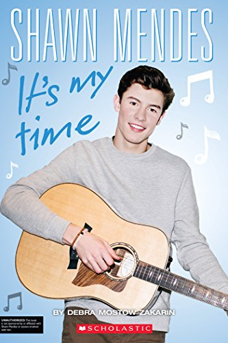 Shawn Mendes: It's My Time (English Edition)
