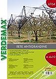 VERDEMAX 67644x 10m grandine Protezione Rete