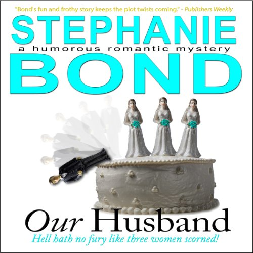 Our Husband audiobook cover art