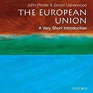 European Union: A Very Short Introduction, 3rd Ed. cover art