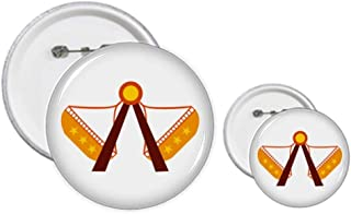 Kit de création d'épingles, de boutons et de badges colorés pour parc d'attractions