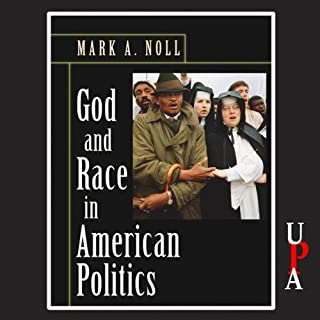 God and Race in American Politics audiobook cover art