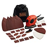 BLACK DECKER KA161BC Mouse Detail Sander with Accessories