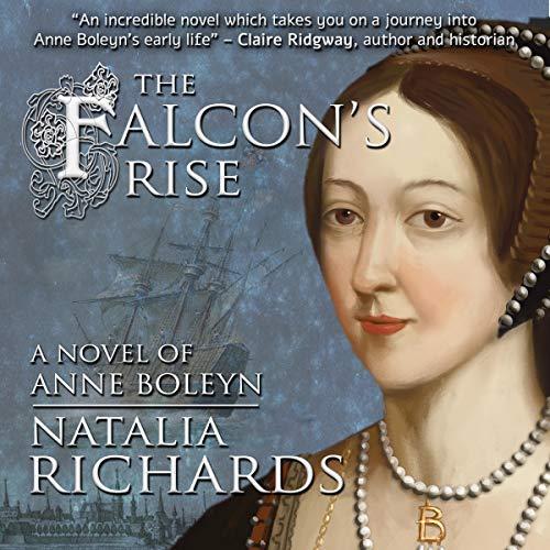『The Falcon's Rise』のカバーアート