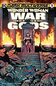 Tales from the Dark Multiverse: Wonder Woman: War of the Gods (2020-) #1 (Tales from the Dark Multiverse (2019-))