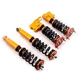 Coilovers for Nissan S13 240SX 180SX 200SX Sileighty Silvia 1989-1998 Suspension Spring Strut Shock Absorber Adj. Height