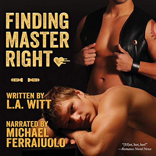 Finding Master Right cover art