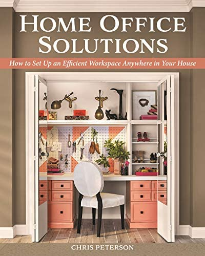 Home Office Solutions How to Set Up an Efficient Workspace Anywhere in Your House Creative Homeowner product image