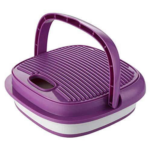 pas cher un bon Mini machine à laver pliable WJHFF, nettoyeur à ultrasons portable,…