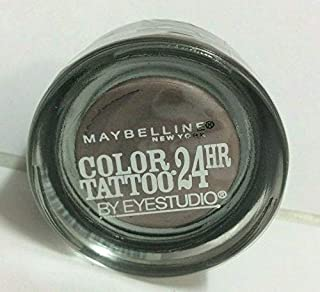 Maybelline Rebel Bloom Spring 2015 Collection Color Tattoo ~ 130 BLACK ORCHID