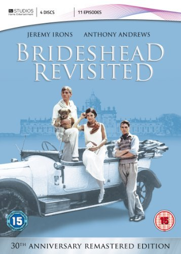 Brideshead Revisited (11 Episodes) - 4-DVD Set [ NON-USA FORMAT, PAL, Reg.2 Import - United Kingdom ] by Jeremy Irons