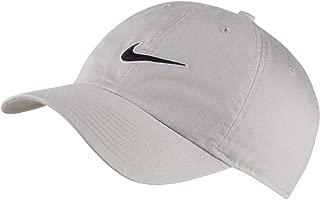 Nike Unisex U H86 Essential Swsh Cap, Beige(Light Bone/Black 072), One Size